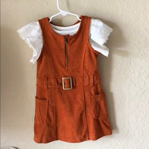 Toddler girls size 3t dress